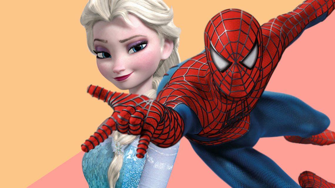 7 maart: Op de foto met je superheld?
