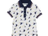 SHORTSLEEVE BS20PO004 Toucan pattern