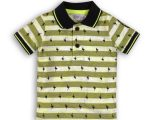35C-34576 Baby polo Light army green + a