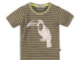 35C-34583 Baby t-shirt Light army green + s