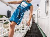Dress Gabrielle Blue