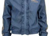 MT denim jacket Soft Blue