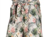 Korte broek tropical flower