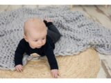 A008-8449_190 T-shirts Baby navy