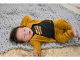 A008-0342_545 Newborn Sweater/Cardigans ocre yellow