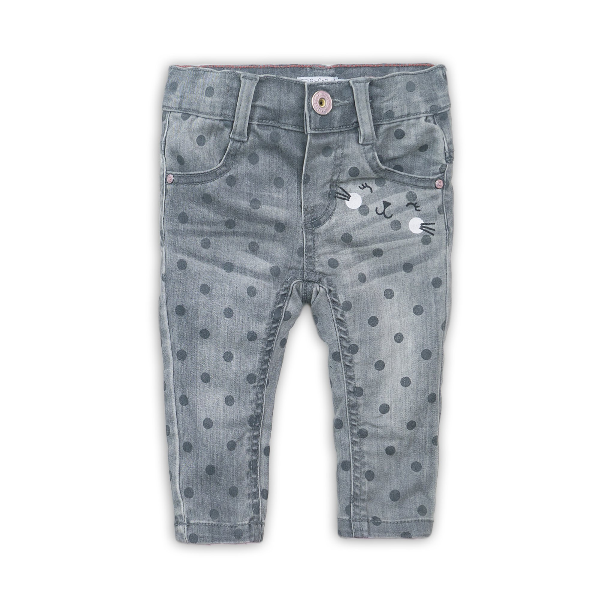 D36233-35 Baby jeans Grey jeans