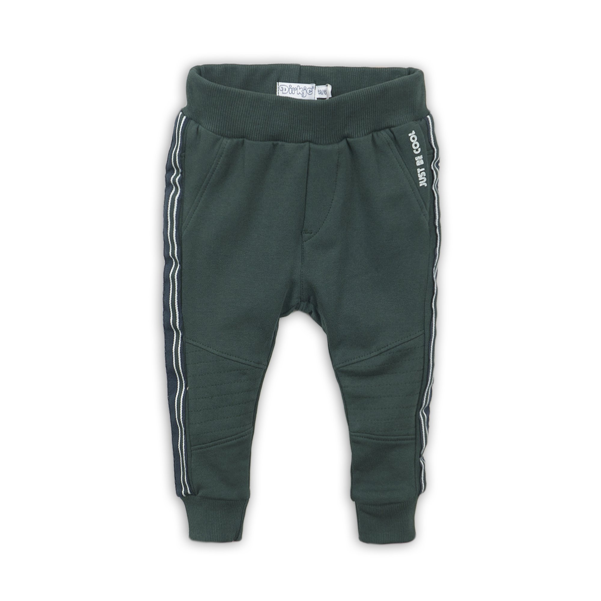 D36673-35 Baby jogging trousers Green