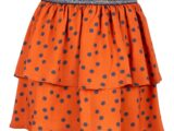 KS6562 skirt dot roest