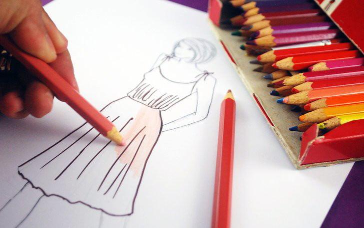 Schuilt er in jouw kind een echte kledingontwerper?